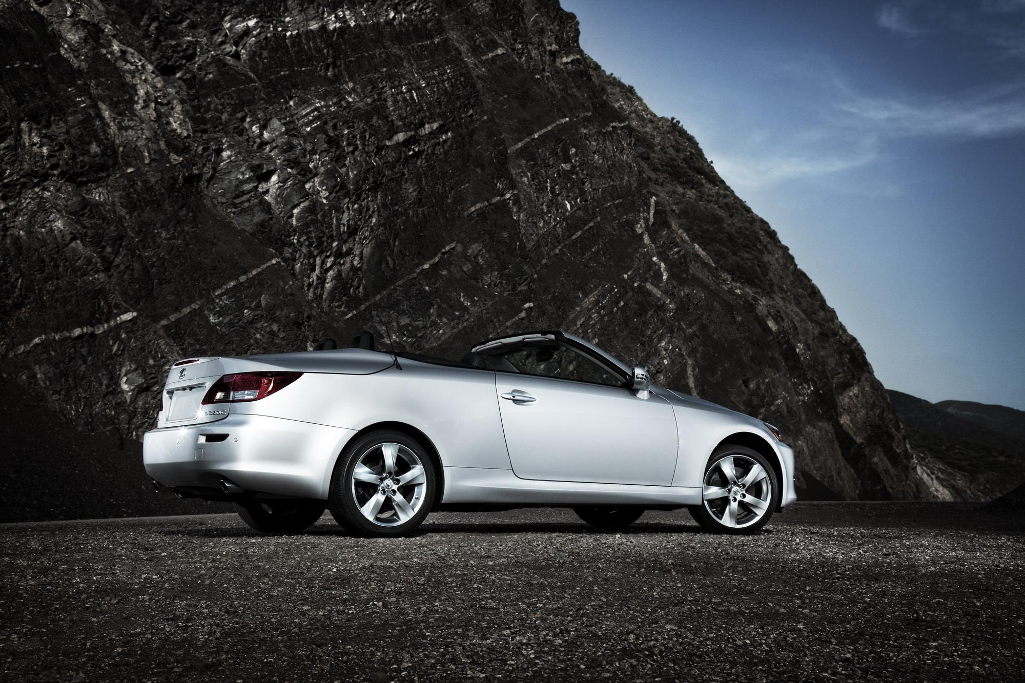2010 Lexus IS250 And IS350 Convertible Review Top Speed