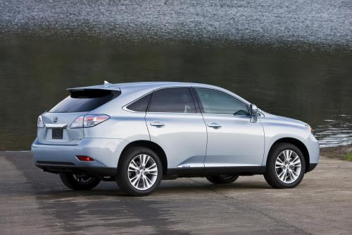 small resolution of 2010 lexus rx450h top speed