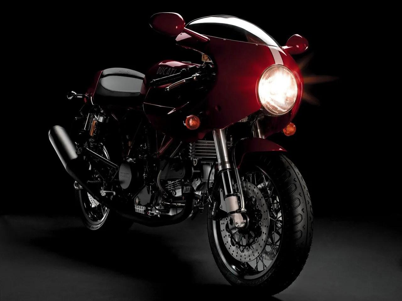 2009 Ducati SportClassic Sport 1000 S   Top Speed