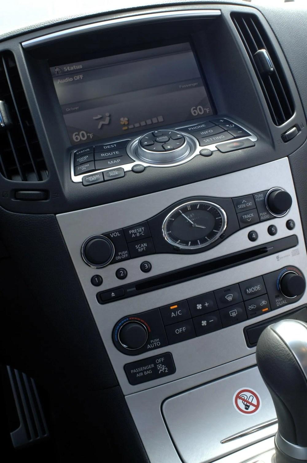 medium resolution of 2008 infiniti g37 top speed infiniti g37 coupe interior infiniti g37 audio system diagram
