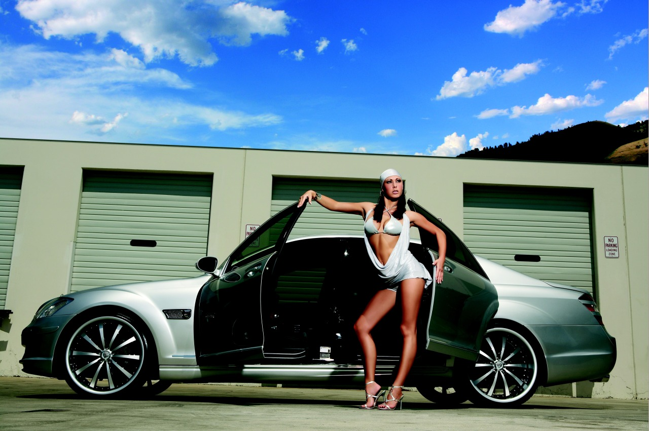 American Muscle Cars Mustang Wallpaper Miss Tuning 2009 Calendar Featuring The Lovely Daniela