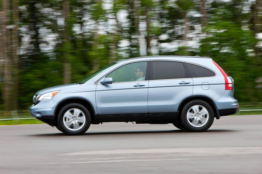 medium resolution of 2010 honda cr v top speed