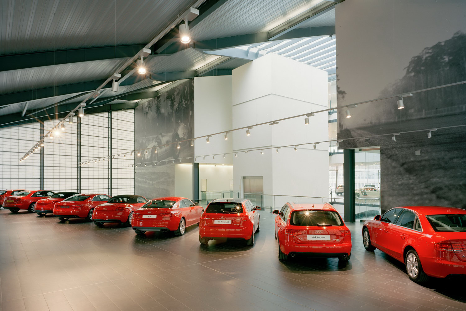 Thankfully, at audi eatontown, …. Audi Opens Largest Dealership In London | Top Speed