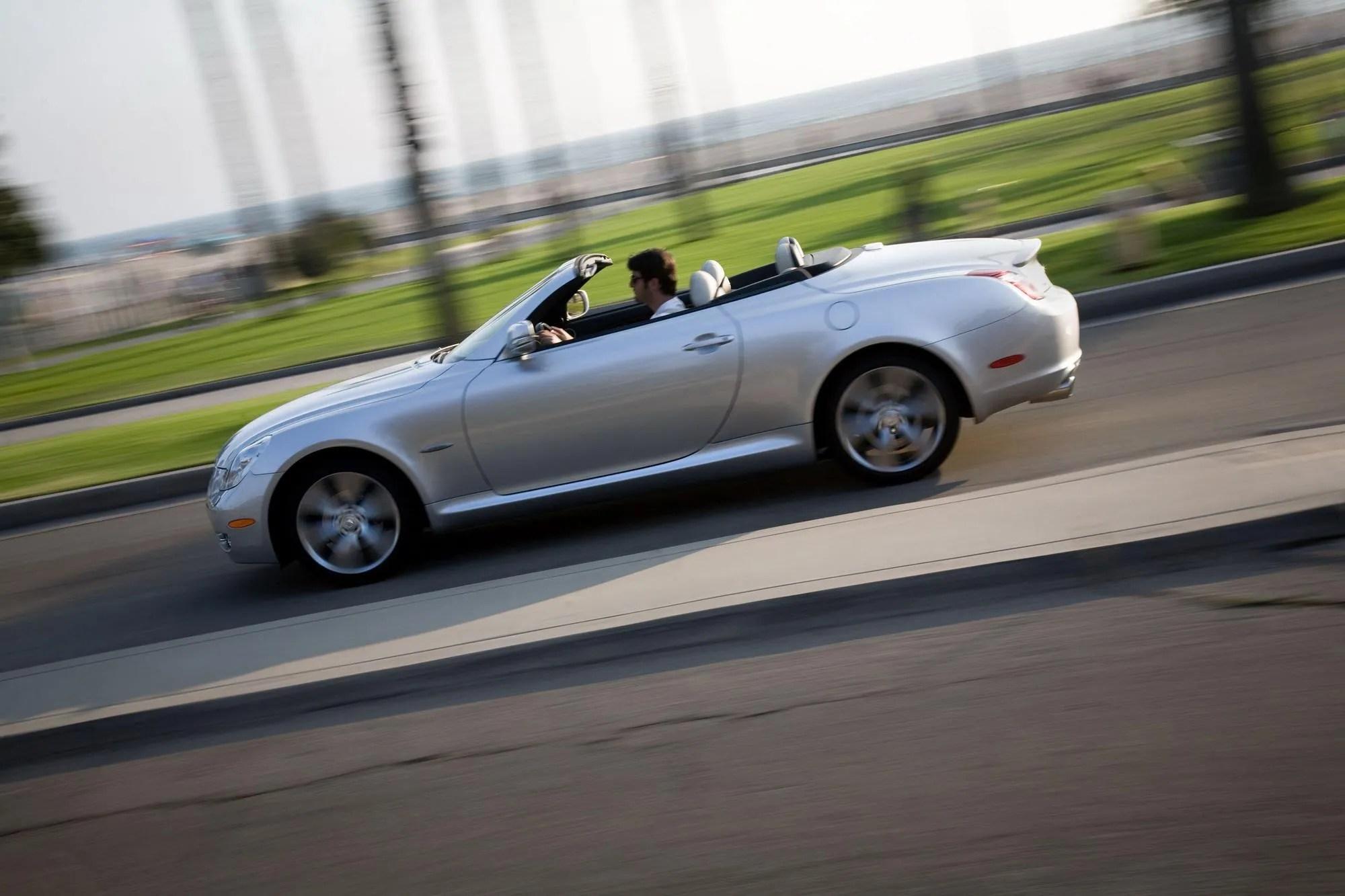 2010 Lexus SC430 Review Top Speed