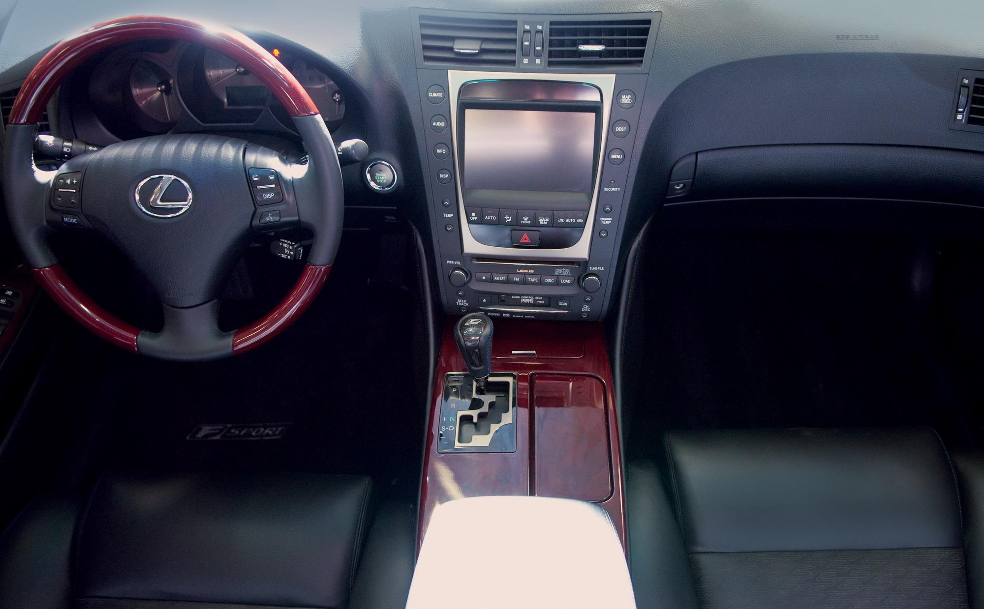 2009 Lexus GS 350 F Sport By TRD Review Top Speed