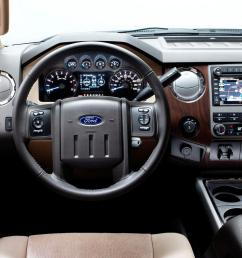 2011 ford super duty console [ 2000 x 975 Pixel ]