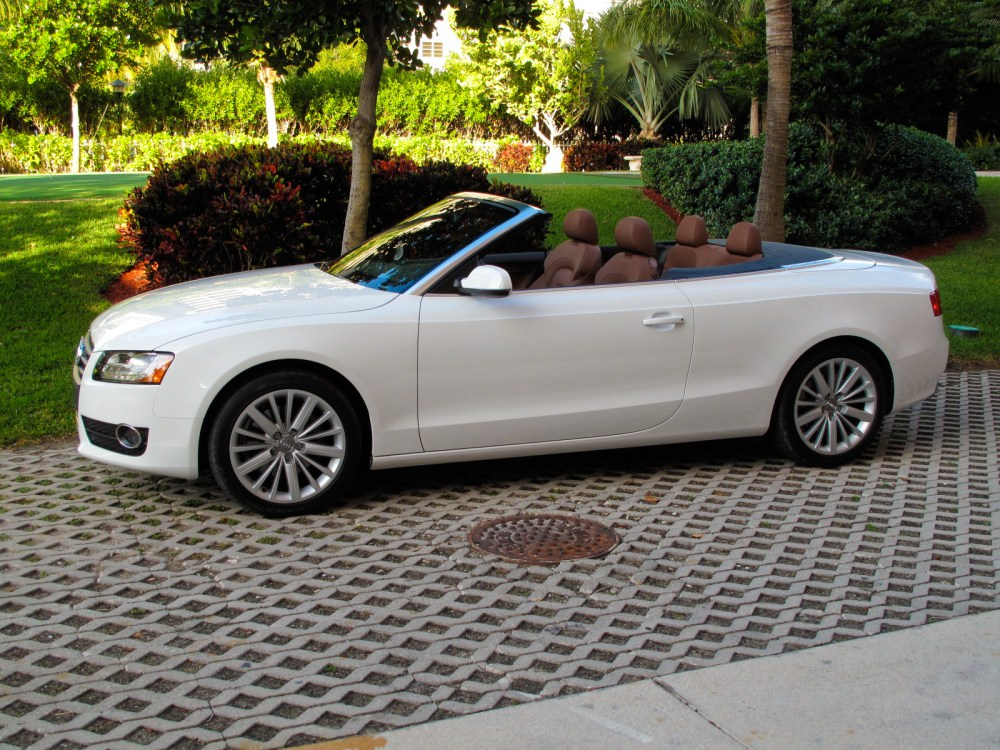 medium resolution of 2010 audi a5 cabriolet