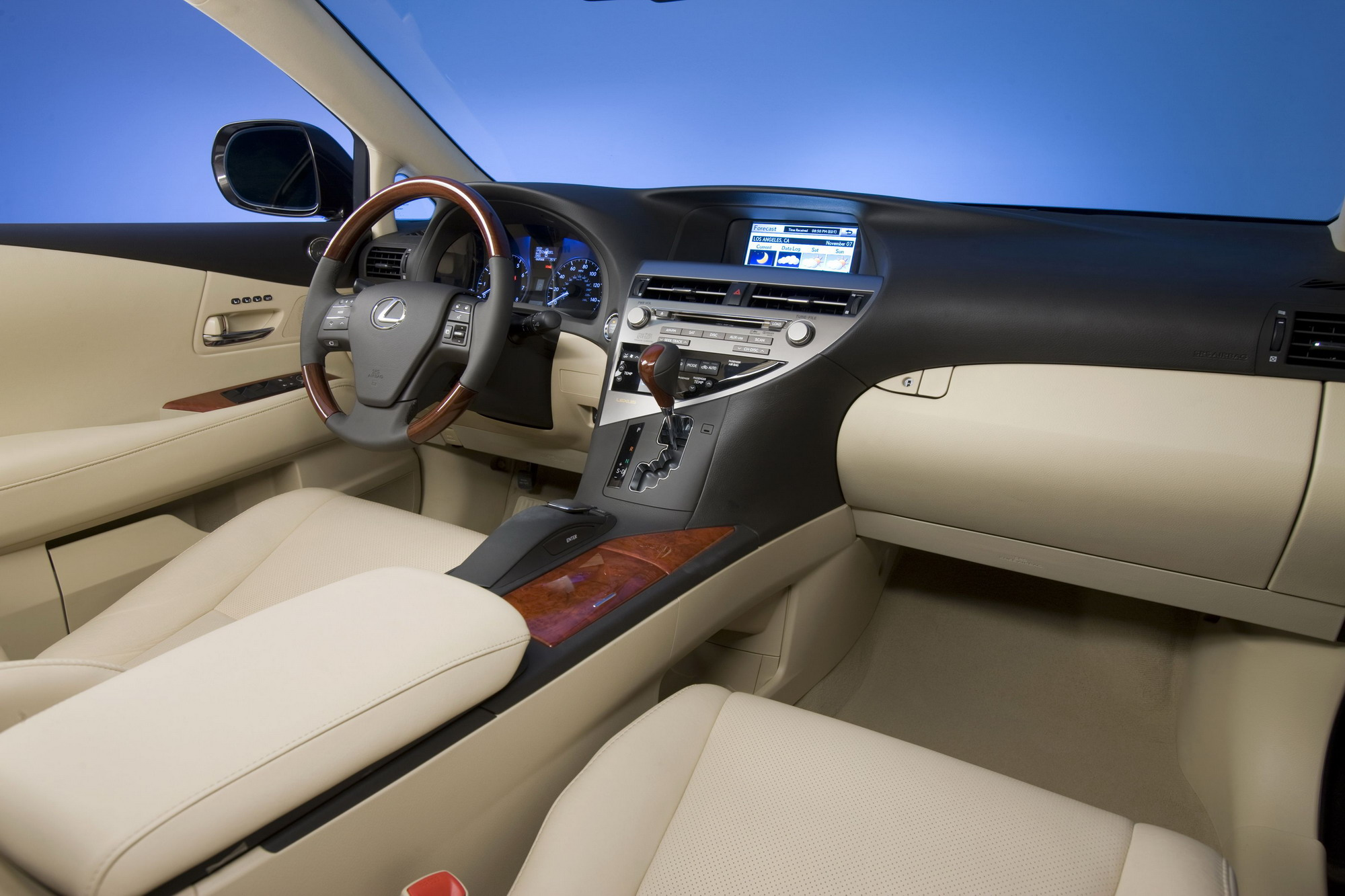 2010 Lexus RX 350 Review Top Speed