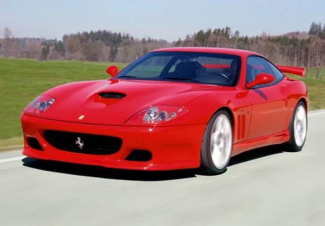 Exotic Car Photos Wallpaper Ferrari 550 575 Maranello By Novitec Rosso Top Speed