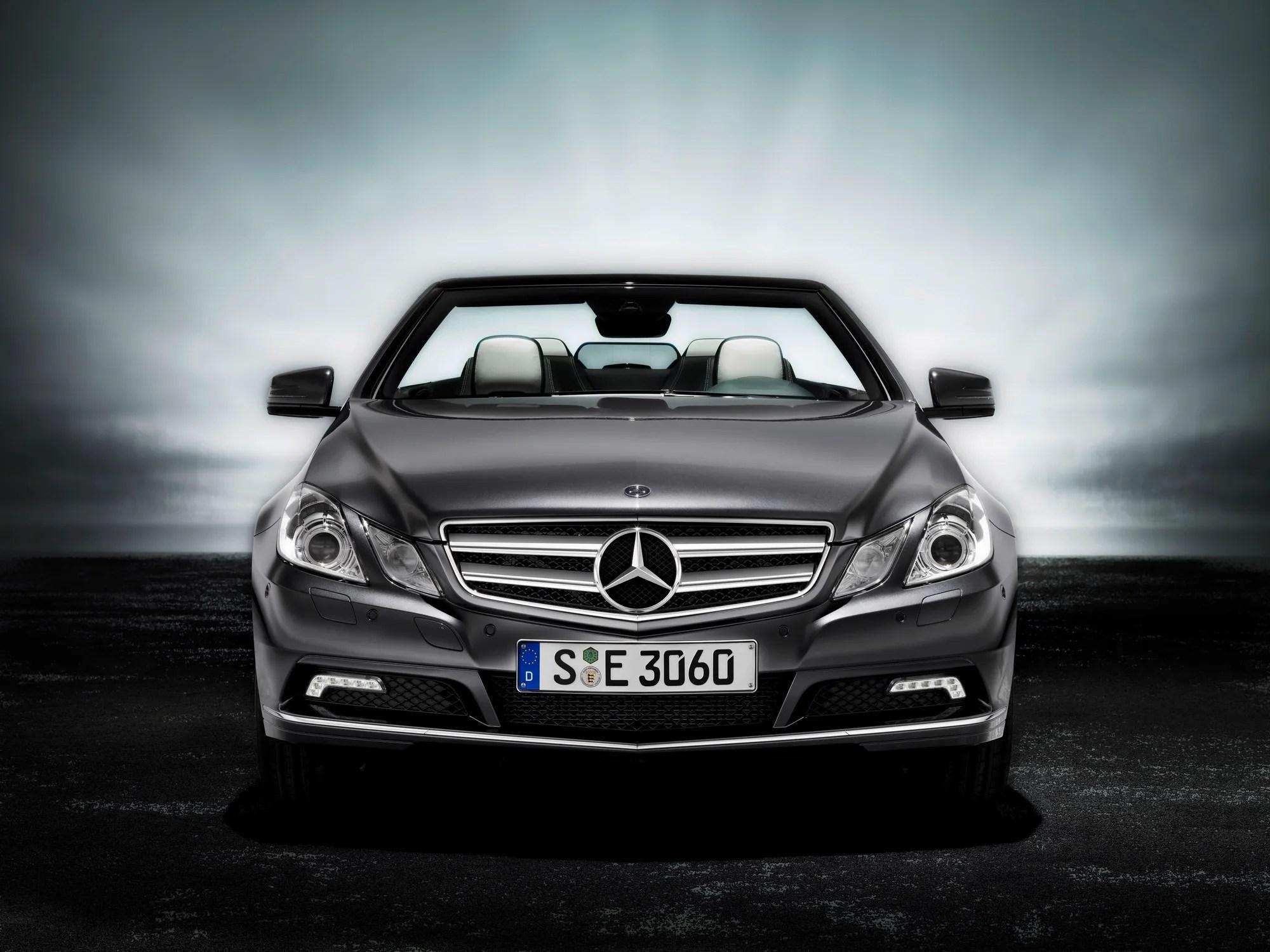 2011 Mercedes E-Class Convertible Prime Edition | Top Speed