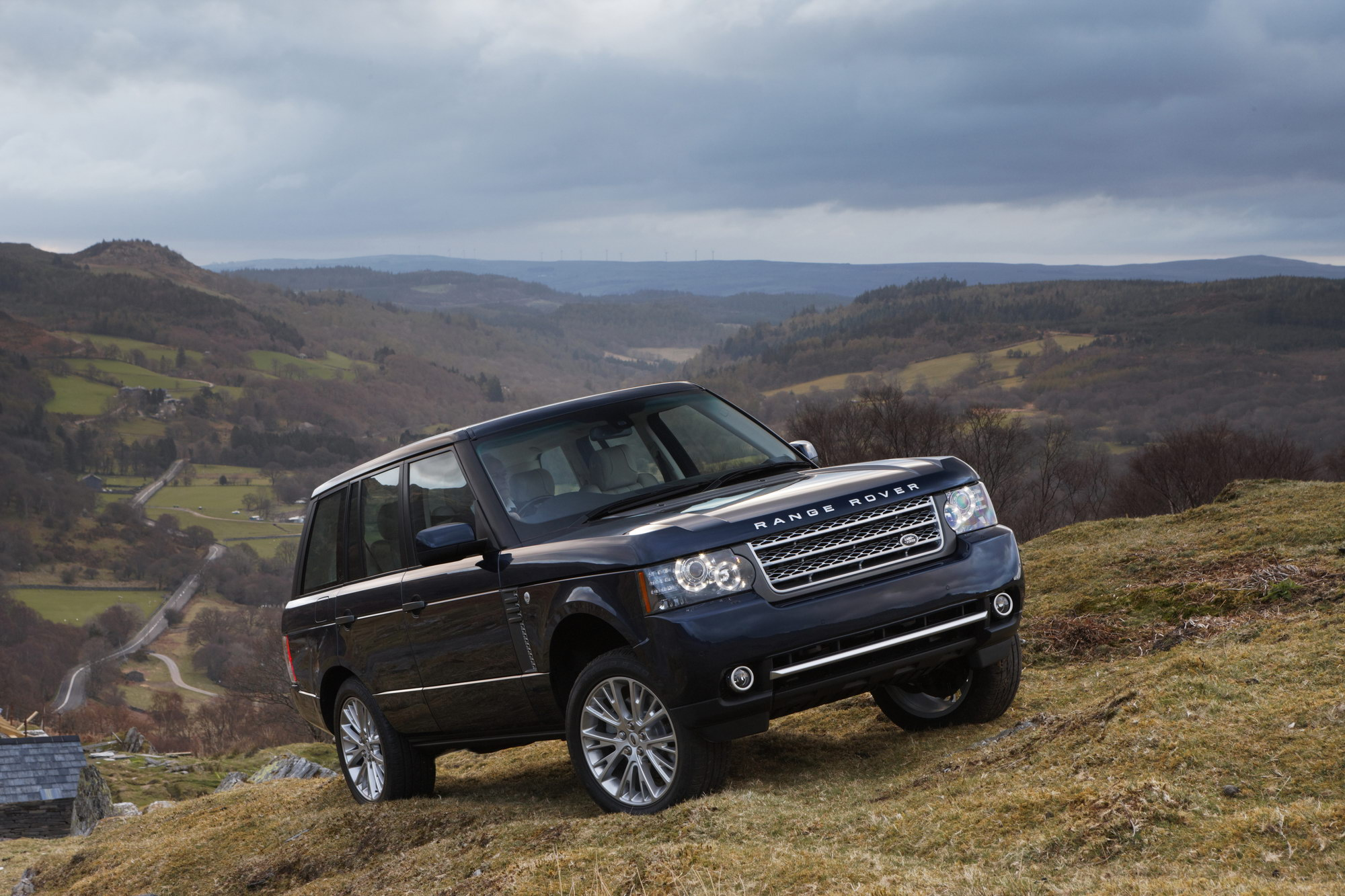 2012 Land Rover Range Rover 5 0i V8 Supercharged By Hamann Review