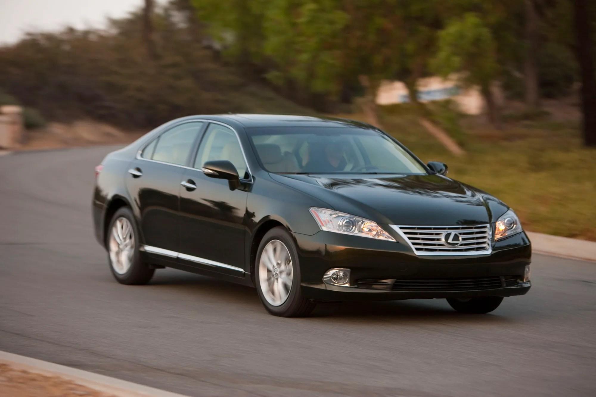 2011 Lexus ES 350 Review Top Speed