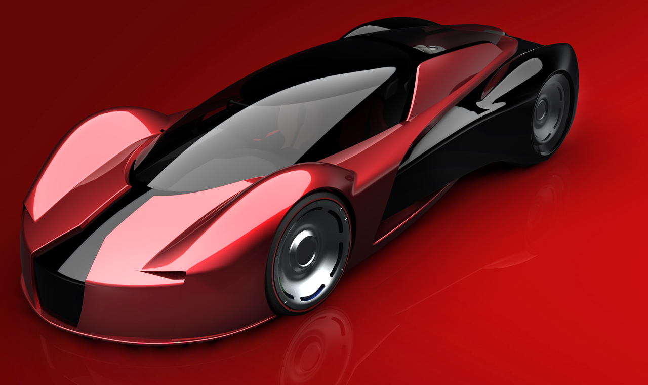2020 Inceptor Supercar Study Top Speed