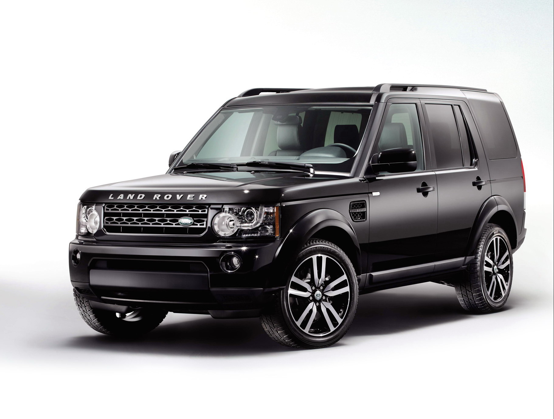 2011 Land Rover Discovery 4 Landmark Limited Editions Review Top