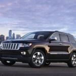 2010 Jeep Grand Cherokee Overland Summit Top Speed