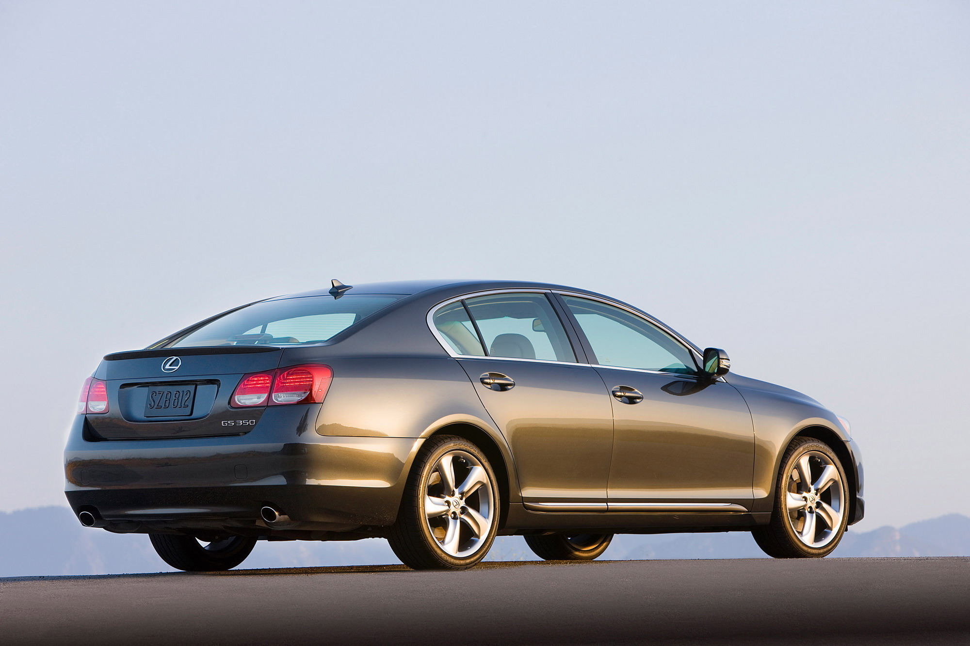 2011 Lexus GS Review Top Speed