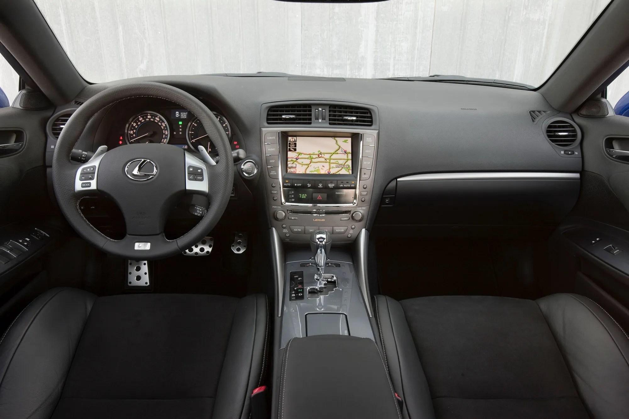 2011 Lexus IS 350 F Sport Review Top Speed