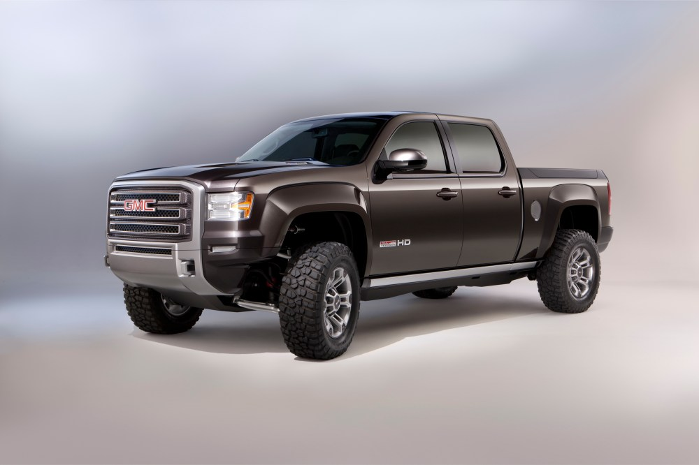 medium resolution of 2011 gmc sierra all terrain hd concept