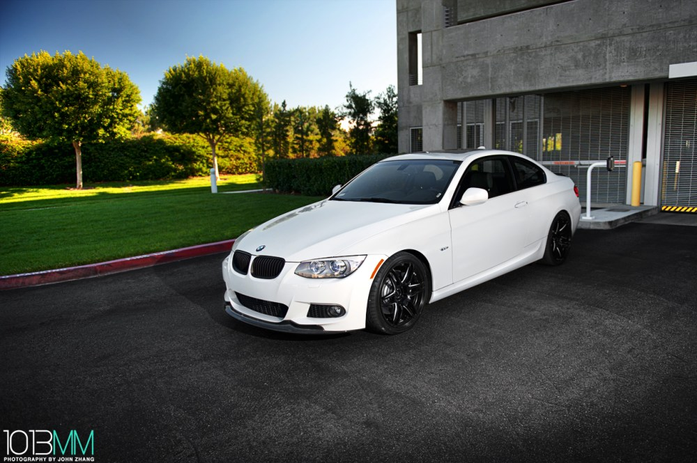 medium resolution of 2011 bmw 3 series m sport mc edition by arkym top speed