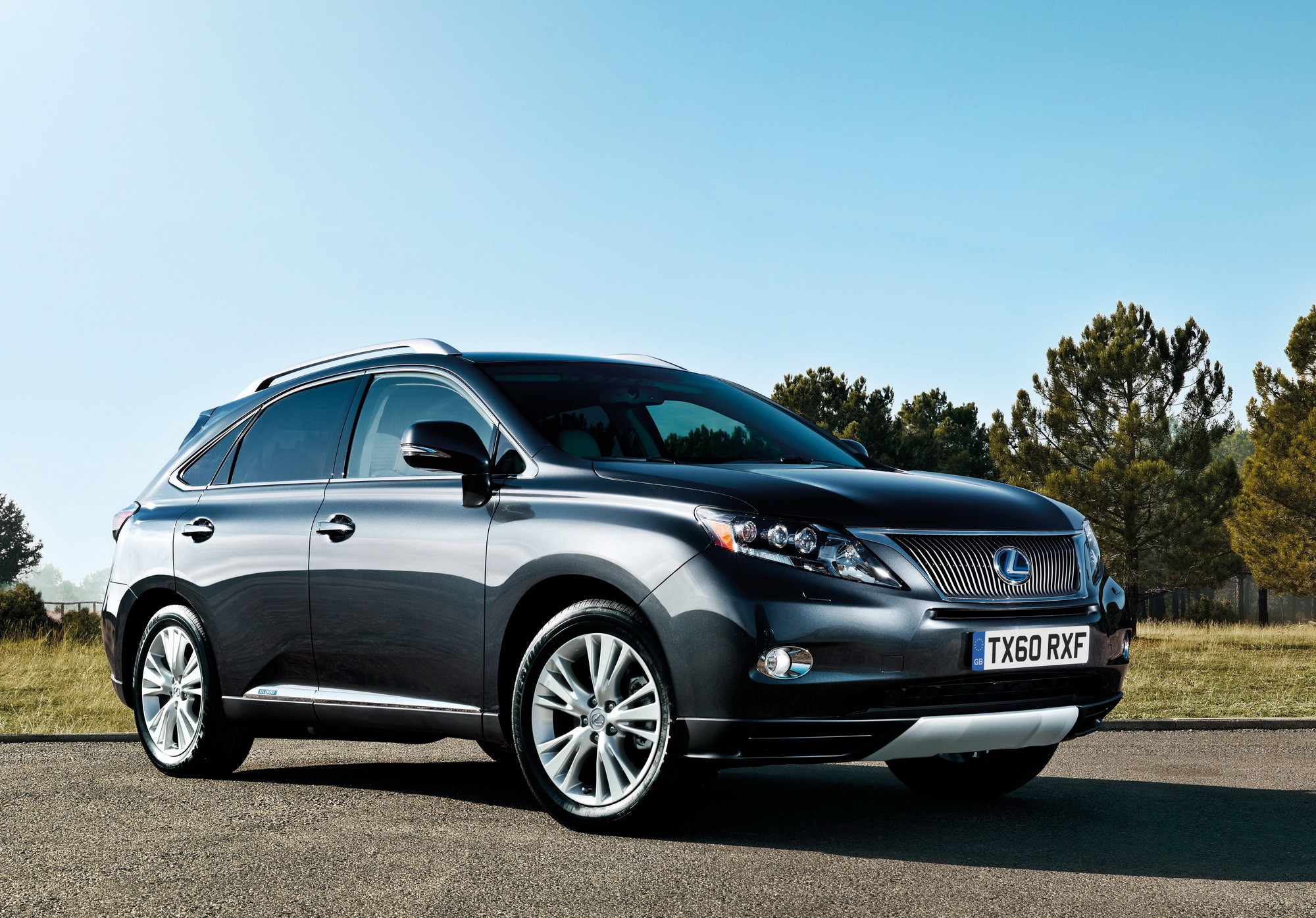 Lexus RX Reviews Specs & Prices Top Speed