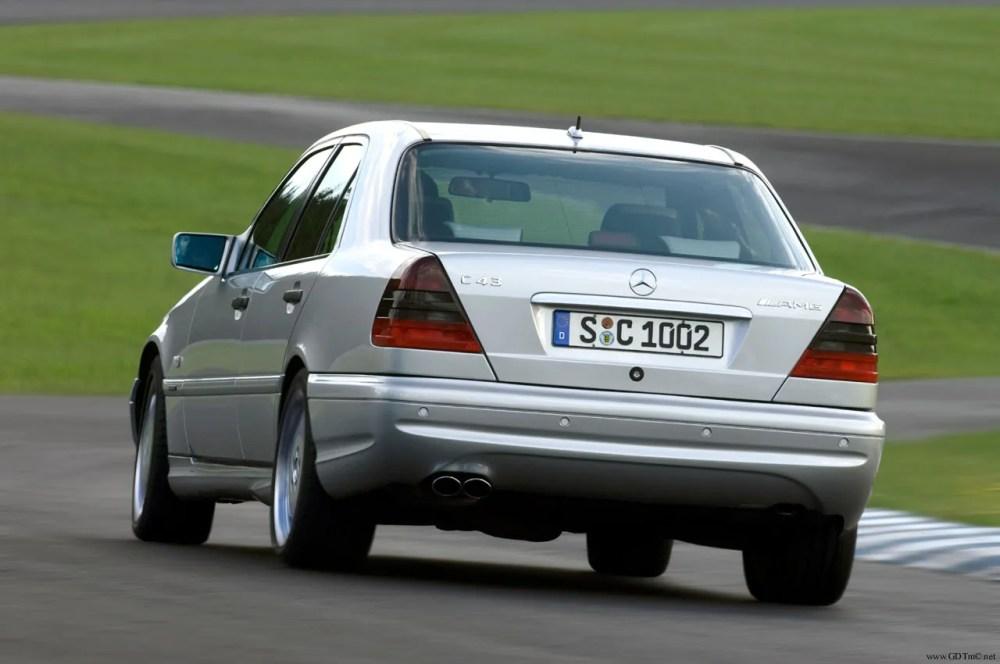 medium resolution of 1998 mercedes c43 amg top speed