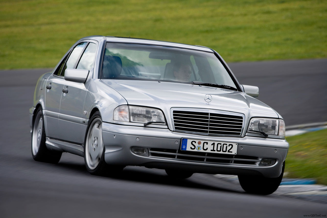 hight resolution of 1998 mercedes c43 amg top speed