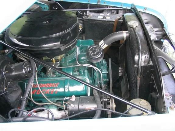 56 Buick Wiring Diagram 1949 1960 Oldsmobile Rocket 88 Top Speed