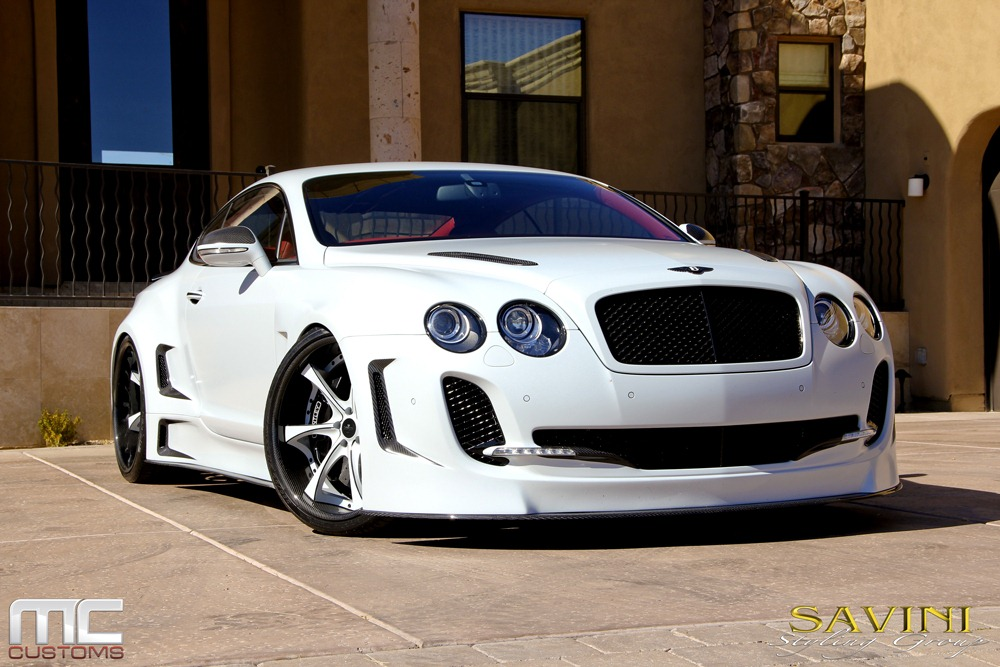 Car Wallpaper Chrysler 300 2011 Bentley Continental By Mc Customs Top Speed
