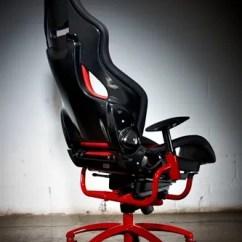Ferrari Office Chair Overstuffed Leather The 25k Top Speed
