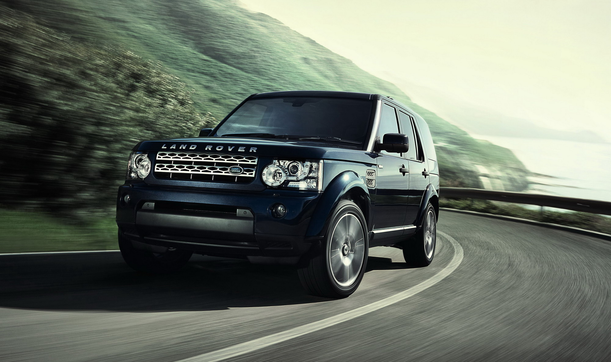 2012 Land Rover Discovery 4 Review Top Speed