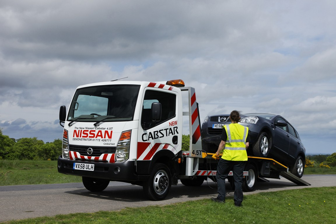 hight resolution of cabster nissan 4x4 diesel