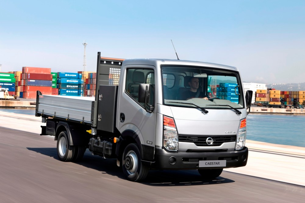medium resolution of cabster nissan 4x4 diesel