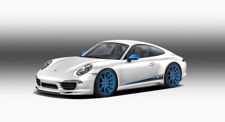 2012 Porsche 911 V Gt By Vorsteiner Pictures Photos Wallpapers