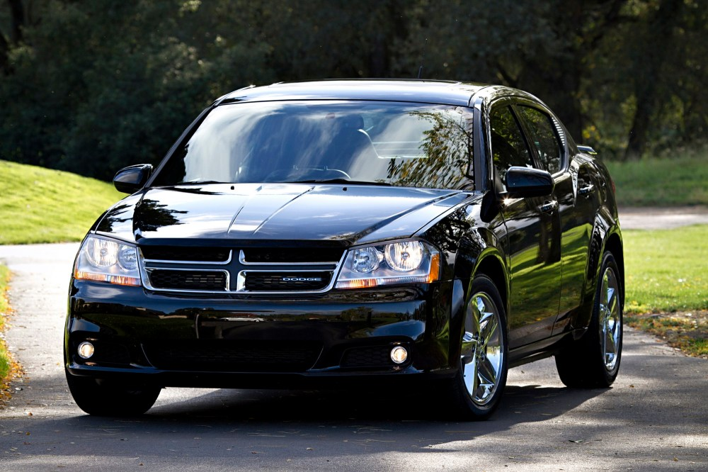 medium resolution of 2012 dodge avenger se v6
