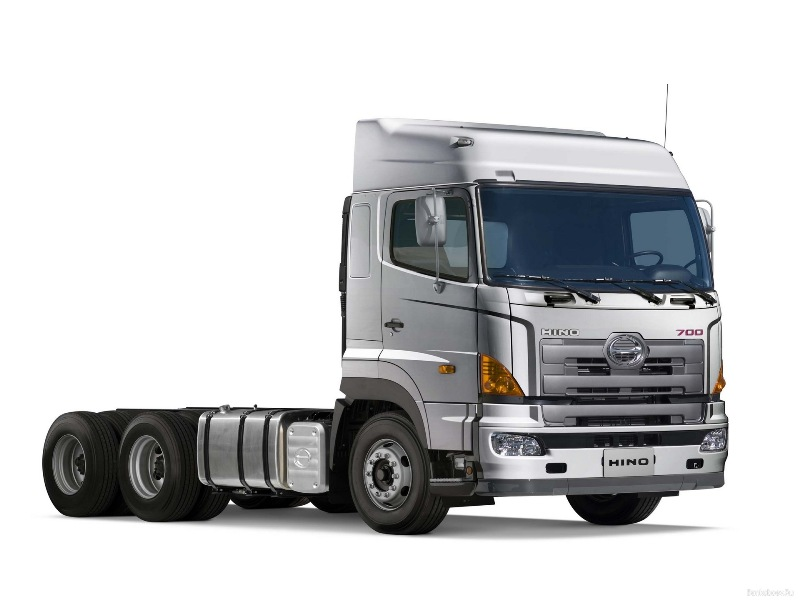 2007 Hino 700 Series Pictures Photos Wallpapers  Top Speed