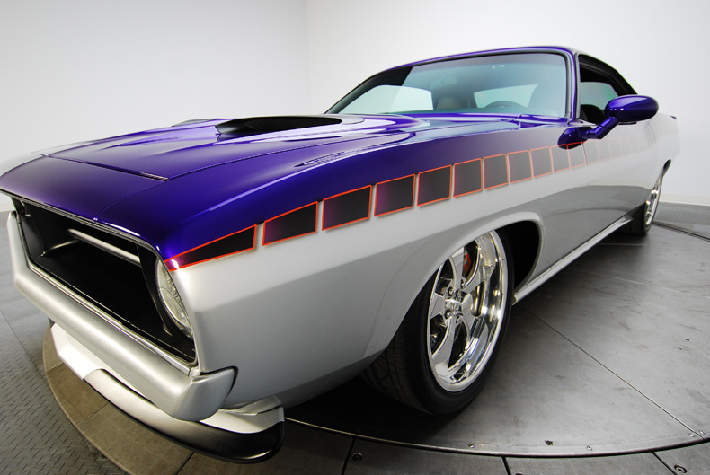 1970 Plymouth Hemi Cuda Pro Touring Review Top Speed