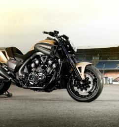 2012 yamaha v max hyper modified by marcus walz top speed  [ 1600 x 900 Pixel ]