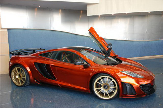 Rare 2012 Mclaren Mp4 12c By Mansory For Sale In Abu Dhabi Pictures