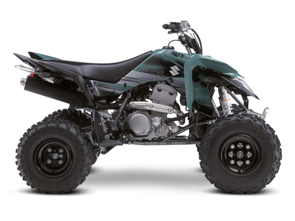 medium resolution of 2012 suzuki quadsport z400 limited top speed