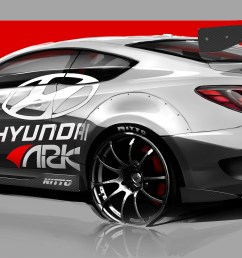 2013 hyundai genesis coupe r spec by ark top speed  [ 4000 x 1904 Pixel ]