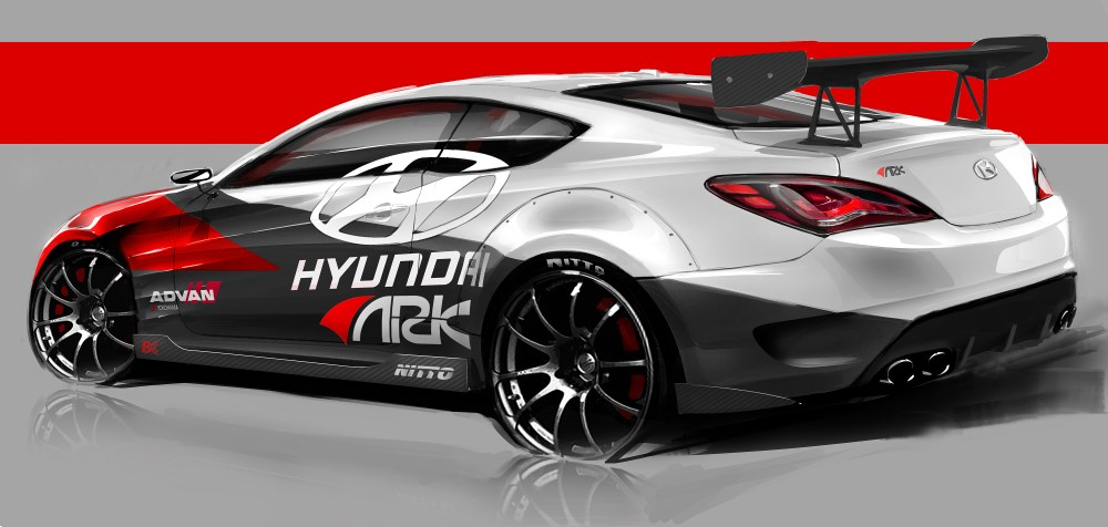 medium resolution of 2013 hyundai genesis coupe r spec by ark top speed
