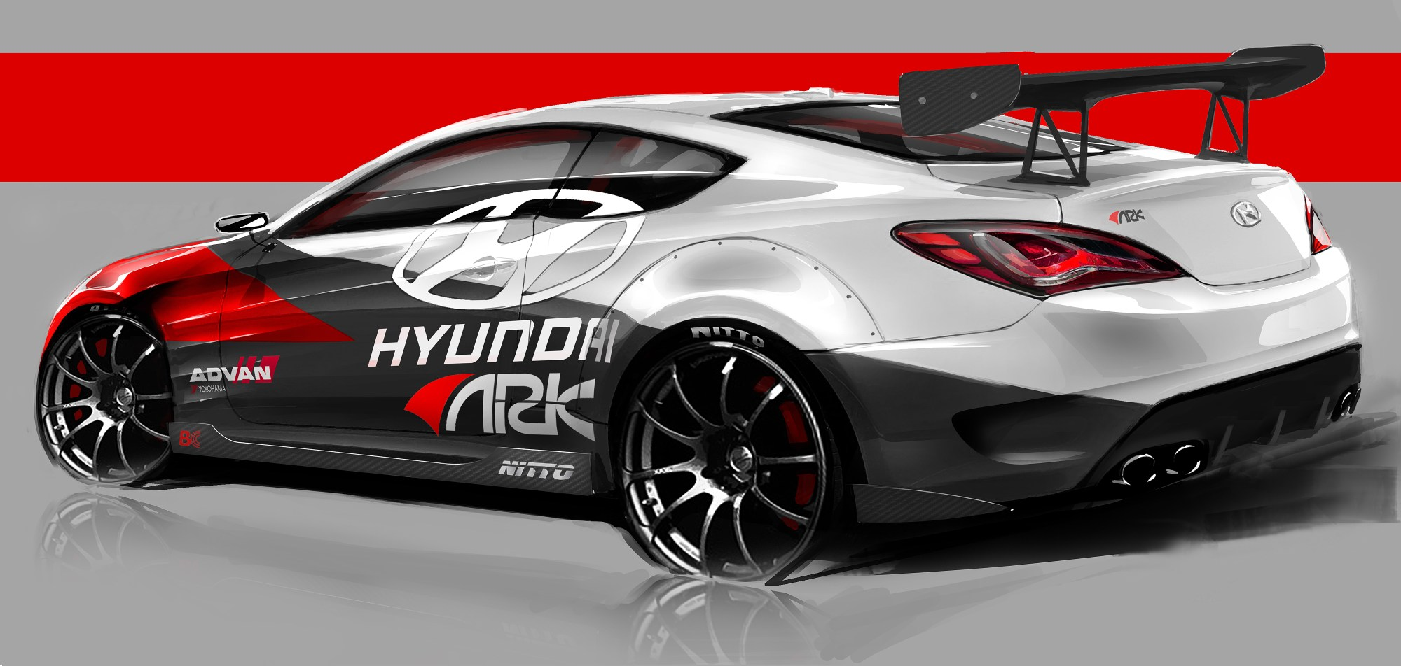hight resolution of 2013 hyundai genesis coupe r spec by ark top speed