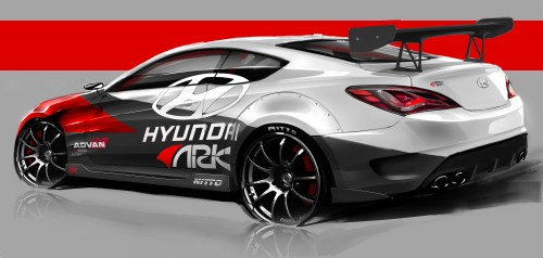 small resolution of 2013 hyundai genesis coupe r spec by ark top speed