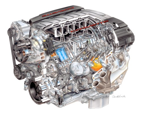 small resolution of chevrolet introduces the all new lt1 v8 engine for the c7 corvette corvette c7 engine diagram