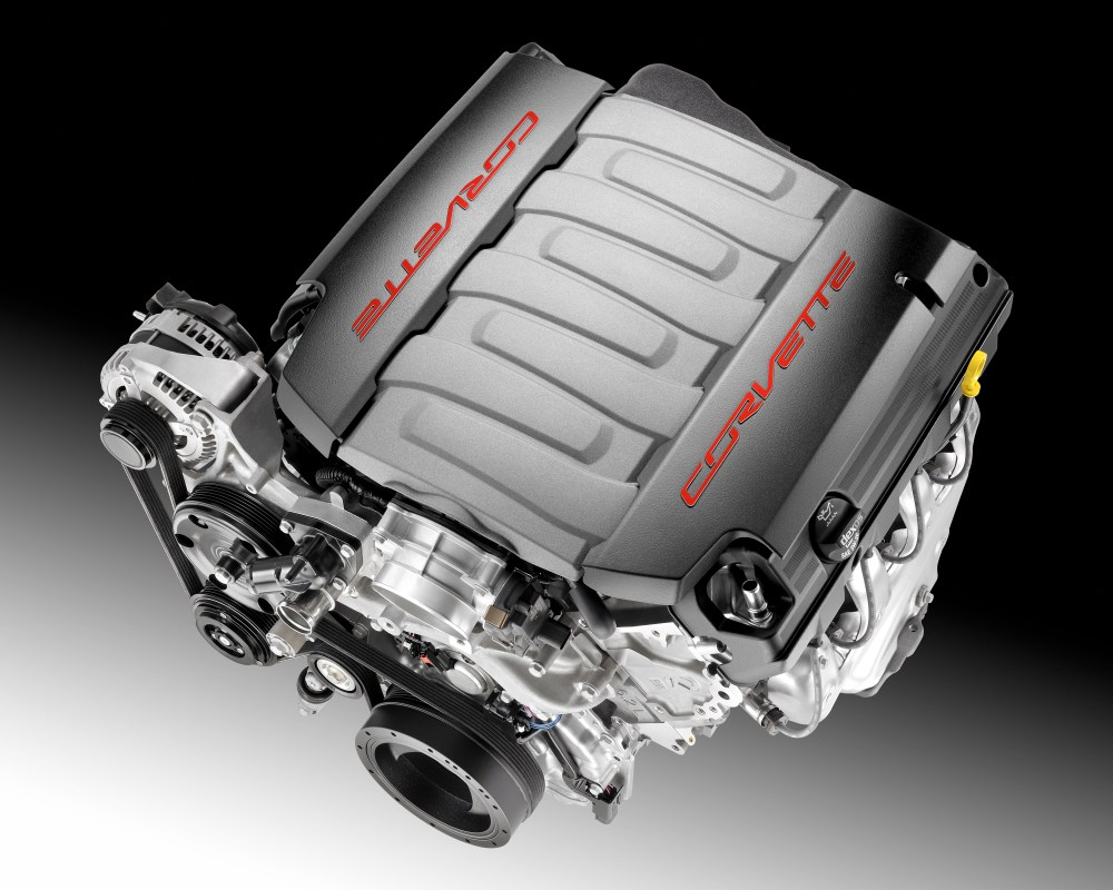 medium resolution of chevrolet introduces the all new lt1 v8 engine for the c7 corvette top speed
