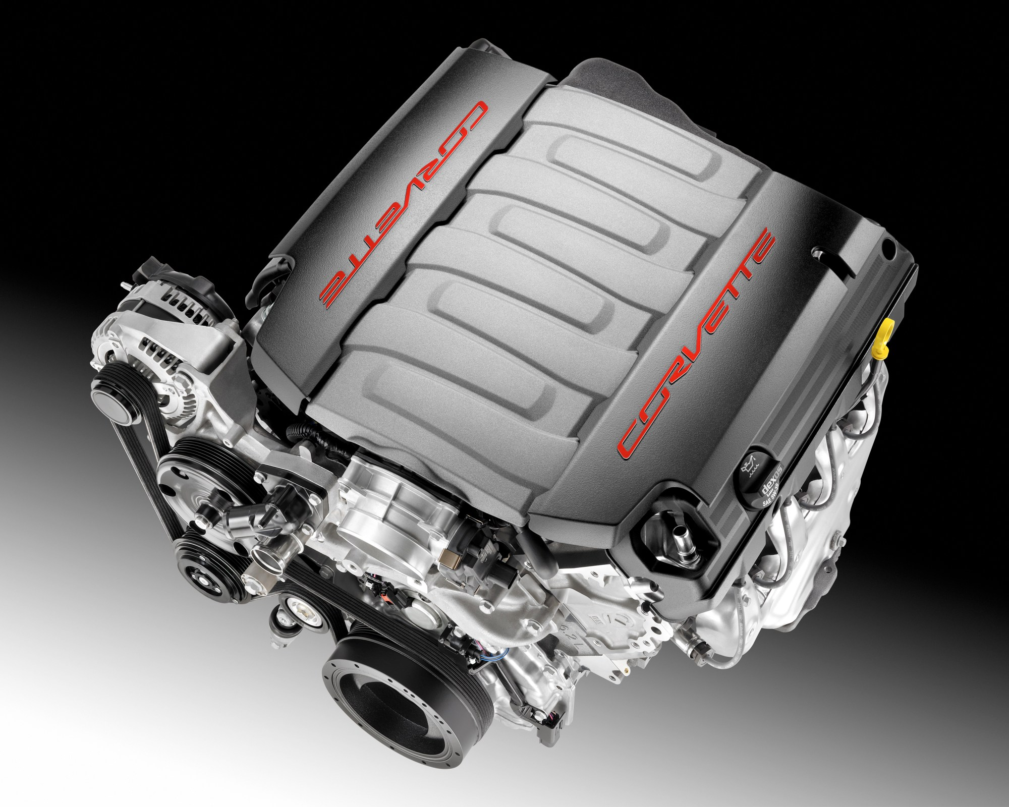 hight resolution of chevrolet introduces the all new lt1 v8 engine for the c7 corvette top speed