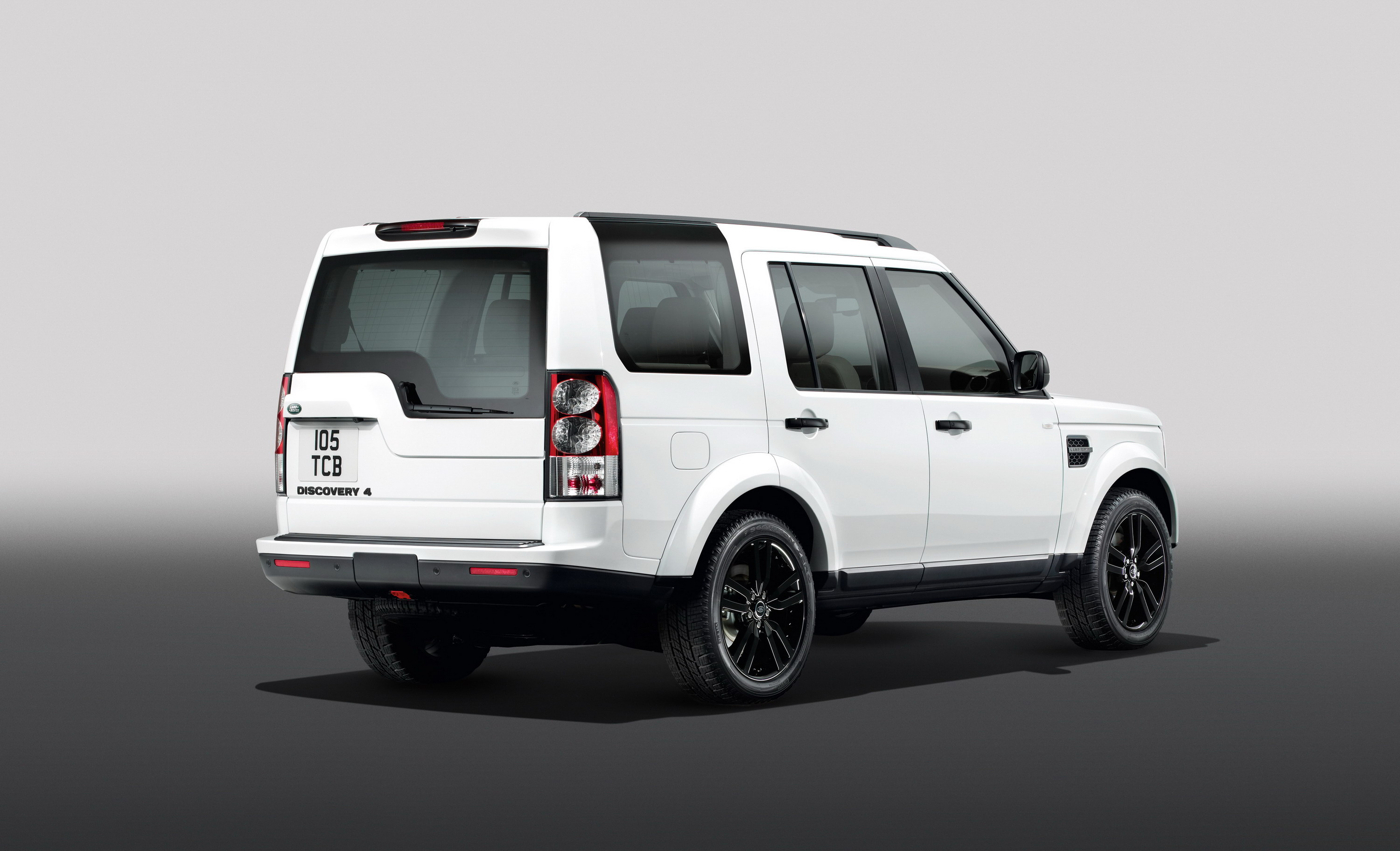 2013 Land Rover Discovery 4 Black Design Packs Review Top Speed