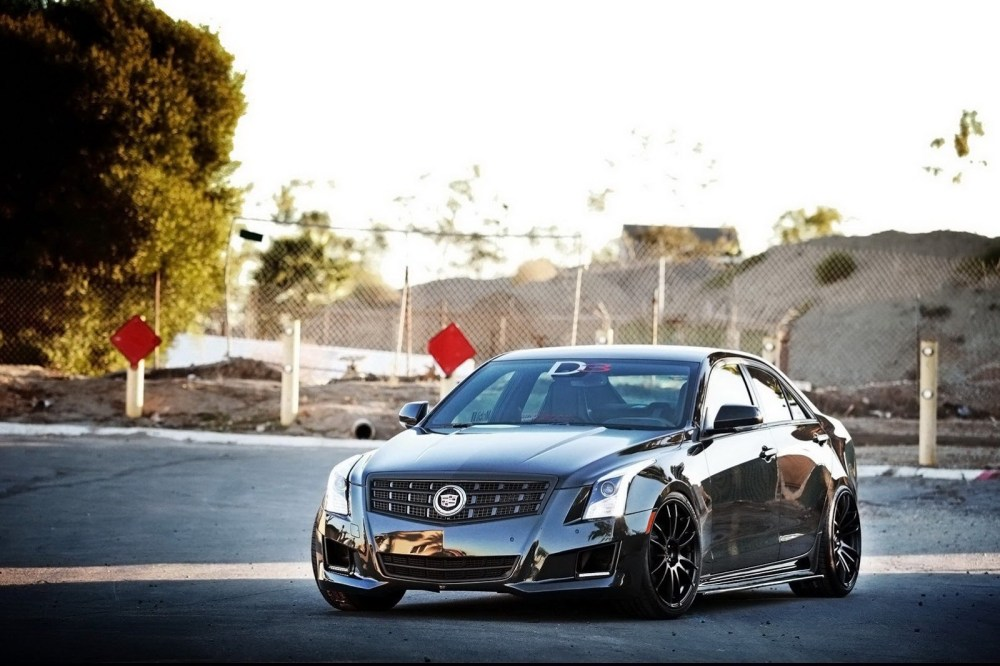 medium resolution of 2013 cadillac ats by d3 top speed