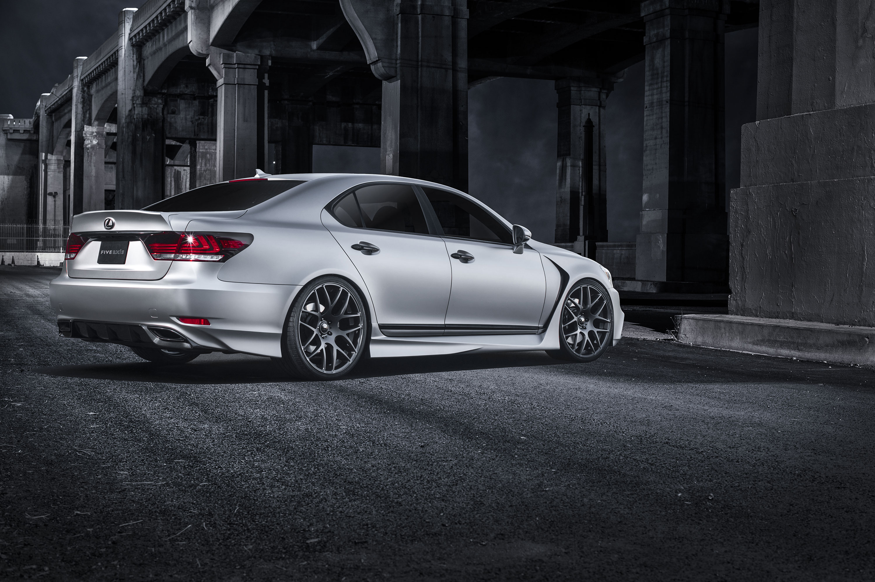 2013 Lexus LS 460 F Sport By Five Axis Review Top Speed