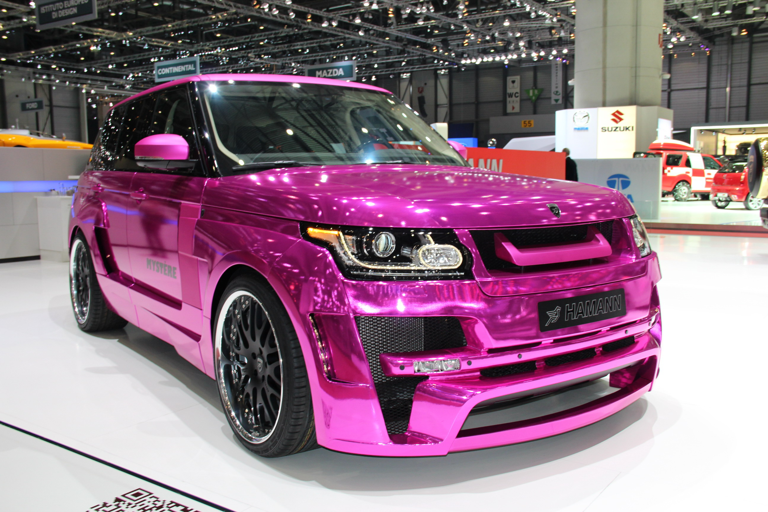 2013 Range Rover Mystere By Hamann Review - Top Speed